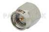 1 Watt RF Load Up to 18 GHz With SMA Male Input Passivated Stainless Steel -- PE6071 -Image