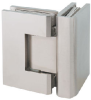 Shower Door Hinges, 90 Degree, Glass to Glass -- 755028