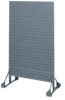 Double-Sided Snap-Fastener Louvered Floor Rack -- 52F8926