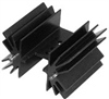 Heatsinks For TO-218, TO-220 and TO-247 devices -- F and R Series