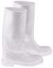 Onguard 51033 White 10 (Women's) Chemical-Resistant Boots - 14 in Height - PVC Upper and PVC Sole - 791079-10043 -- 791079-10043 - Image