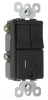 Combination Switch/Receptacle -- TM8118-TRCC -- View Larger Image