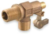 Float Valve Assembly,1/2 In,Bronze -- 2ZDN6