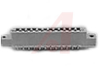 connector,comm card edge,double readout,5/32 dip solder,.156 spacing,18 position -- 70033074 - Image