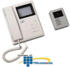 Samsung Black and White Video Intercom System -- GV-VP410Y