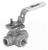 High Performance Ball Valve -- Model  1/4