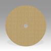 3M 6002J Coated Diamond Hook & Loop Disc - 40 Grit - 5 in Diameter - 1 in Center Hole - Pattern: R30 - 81134 -- 051144-81134 - Image