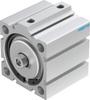 Short-stroke cylinder -- ADVC-63-25-I-P-A -Image