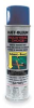 Marking Paint,Caution Blue,17 oz. -- 6KN88