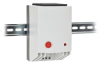 650W Enclosure Heater w/ axial fan & adjustable thermostat: 120VAC -- 027019-00 - Image