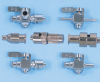 Nickel-Plated Brass Luer Fittings -- FT-6000 Series - Image