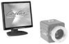 1/2 inch Color CCD Camera and 19 LCD inch Monitor -- COL-CCD -Image
