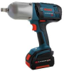BOSCH 18 V High Torque Impact Wrench with Friction Ring -- Model# IWHT180-01