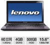 Lenovo IdeaPad Z575 1299-22U Notebook PC - AMD Dual-Core A4- -- 129922U
