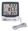Indoor/Outdoor Thermo-Hygrometer -- MATH1443
