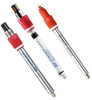 Two Chambers Electrolyte pH Electrode with Temp. Sensor - InPro4800 / 4800SG / 4800i Series