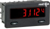 "Digital Voltmeter 5 digit, 12.2 mm 0.48"" LCD, Red-Grn Backlit -- 78073692015-1"