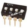 Door Switch for Refrigerator Back -- DIL-04 - Image