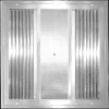 Stainless Steel Hemispherical Diffuser -- SS