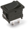 Miniature Snap-in Power Rocker Switches -- D Series