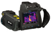 FLIR T660 Industrial Thermal Imaging Camera; UltraMax-MSX/45 Deg Lens,and 1% Accuracy -- GO-39756-63