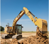 Excavators -- 312E - Image