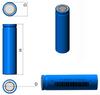 LiFePO4 Battery -- TP18650MP-1400mAH-3.2V