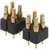 Rectangular Connectors - Spring Loaded -- ED10751-ND