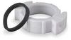 Slip Nut,Plastic,Pipe Dia 1 1/4 In,PK 10 -- 1PPB8