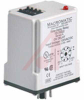 Relay;E-Mech;Timing;Off Delay;DPDT;Cur-Rtg 10A;Ctrl-V 24AC/DC;Socket Mnt;11 Pin -- 70175131