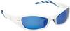 3M(TM) Fuel(TM) Protective Eyewear, 11664-00000-10 Blue HC Lens, Glacier White Frame 10 ea/case -- 078371-62159