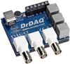 Educational Data Acquisition -- DrDAQ