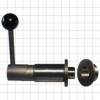 Straight Index Plunger Flange Mount