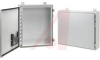 ENCLOSURE;WALLMOUNT; NEMA 12,13;20.00X16.00X8.00;STEEL -- 70067024