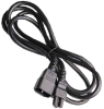 6ft IEC C14 to C5 18/3 SJT Power Cord -- SF-3214-06B-18 - Image