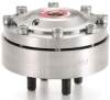 High Displacement Diaphragm Seals for Low Pressure Applications