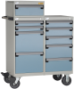 Mobile Compact Cabinet -- L3XED-4012L3 -Image