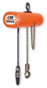 Elec Chain Hoist,Var. Speed,1T,10ft -- 2YJ47