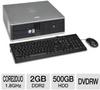 HP Compaq dc5700 Small Form Factor Desktop PC - Intel Core 2 -- RB-DC5700 1.8/2/500