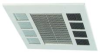 Q-MARK FORCED CEILING HEATER208V -- IBI467648