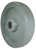 Extra Soft Rubber Caster Wheel -- RS8x2PS