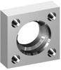 Square Flanges - Socket Weld Flanges -- ISO 6164 In-line