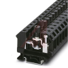 Fuse terminal block for cartridge fuse insert / AWG: 24 - 6 -- 70169568