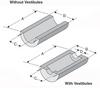 Semi-Cylindrical Ceramic Heaters -- CRWS