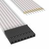 Flat Flex Cables (FFC, FPC) -- A9BAA-0802E-ND -Image