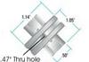 10 µm Semi-Prep Filter Assembly -- A-330 - Image