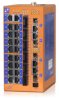Managed Industrial Ethernet Switches -- HES28M-4G Series