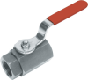 Ball Valves with Lever Handle -- BV80 Series - Image