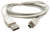 USB 2.0 Digital Camera Data Cable Mini 5 Pin 10 ft -- 20272-10