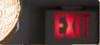 Emergency Egress -- Combo Exit Emergency Lighting